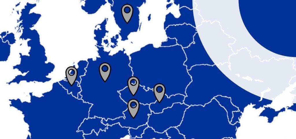 Mapa expanze