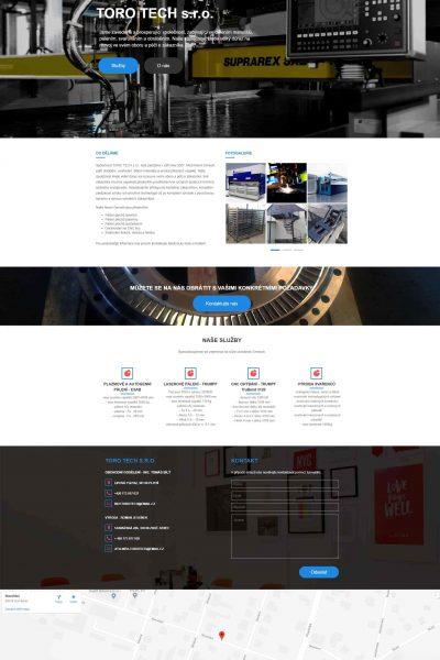 Webové Stránky Průmysl 1